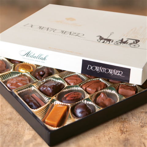 Abdallah Downtowner Chocolates