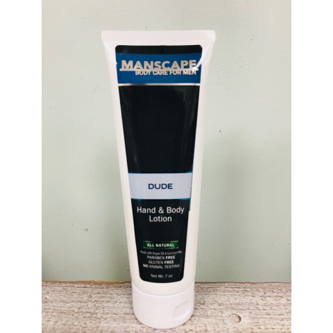 Dude Hand & Body Lotion