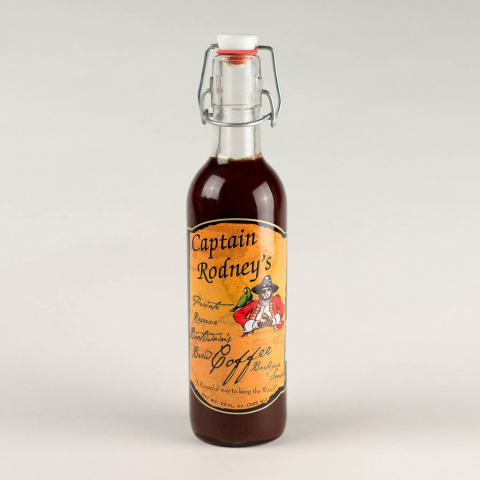 Captain Rodney's Private Reserve - Boatswain's Brew Coffee Barbecue Sauce