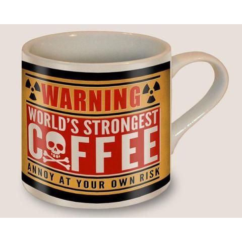 Worlds Strongest Coffee - Ceramic Mug