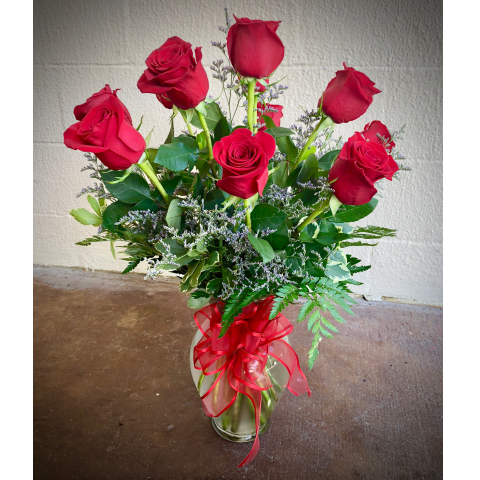 Dozen Red Roses