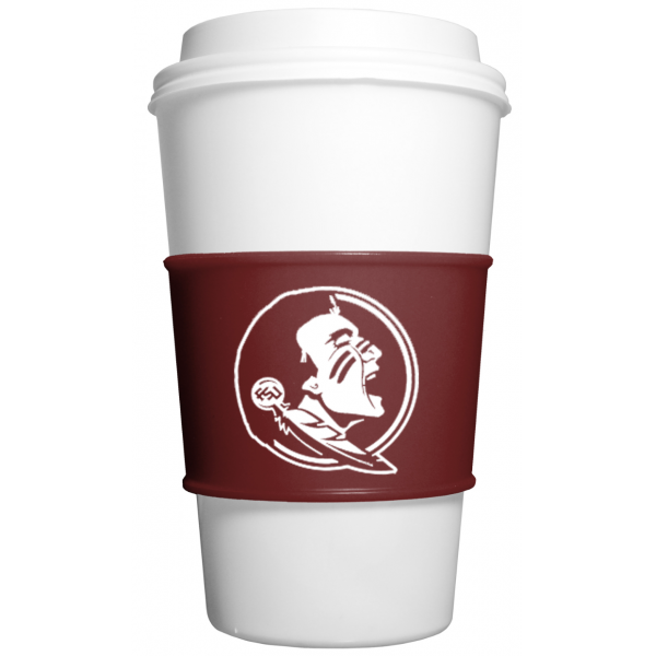 Florida State Seminoles Team Gripz Cup Sleeves