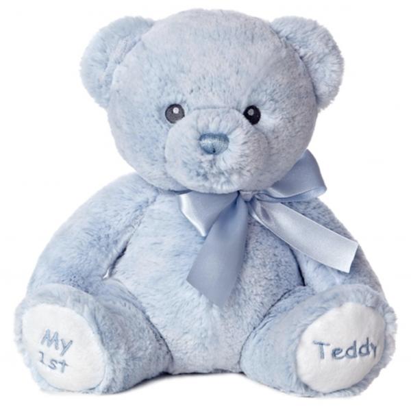 Aurora My First Teddy Blue
