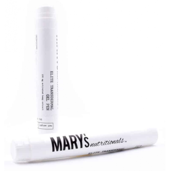 Mary's Elite Transdermal Gel Pen