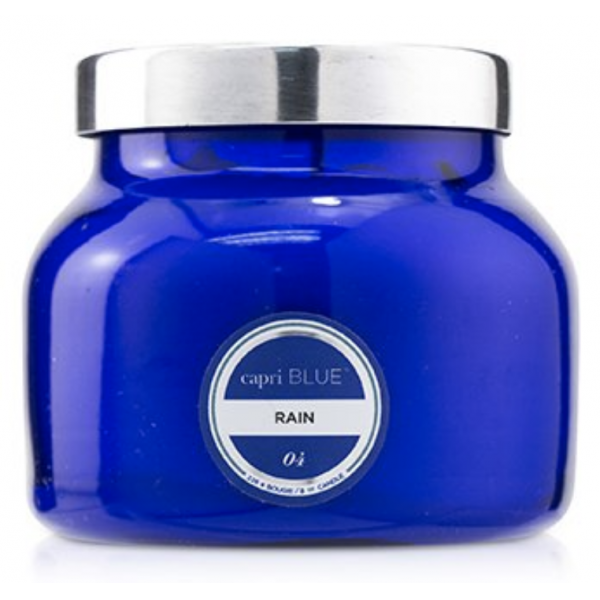 Capri Blue 8oz. Blue Rain Candle