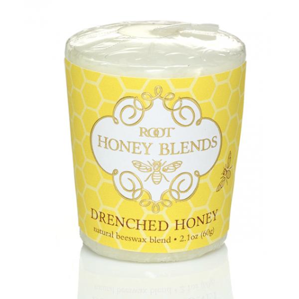 Root Honey Blends 2.1oz Drenched  Honey