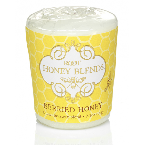 Root Honey Blends 2.1 Berried Honey Candle