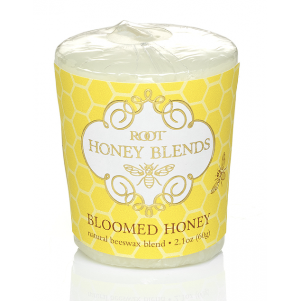 Root Honey Blends 2.1oz Bloomed Honey
