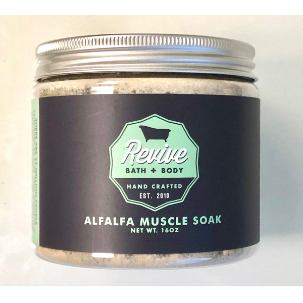 Revive Bath & Body Alfalfa Muscle Soak