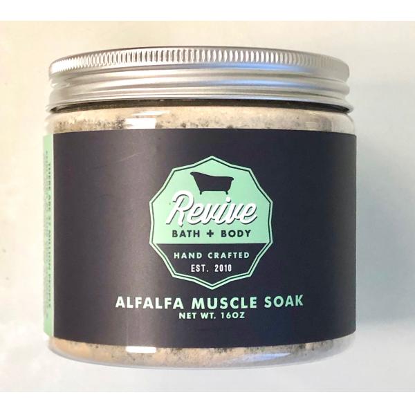 Revive Bath & Body Alfalfa Muscle Soak