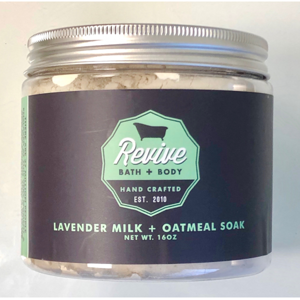 Revive Bath & Body Lavender & Milk Soak