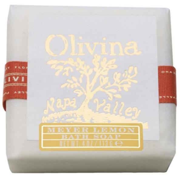 Olivina Meyer Lemon Bath Soap