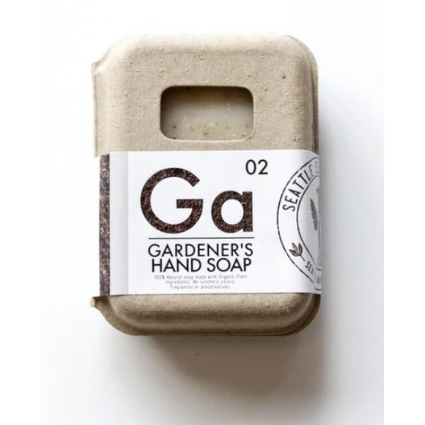 Seattle Seed Company Gardener Hand Soap