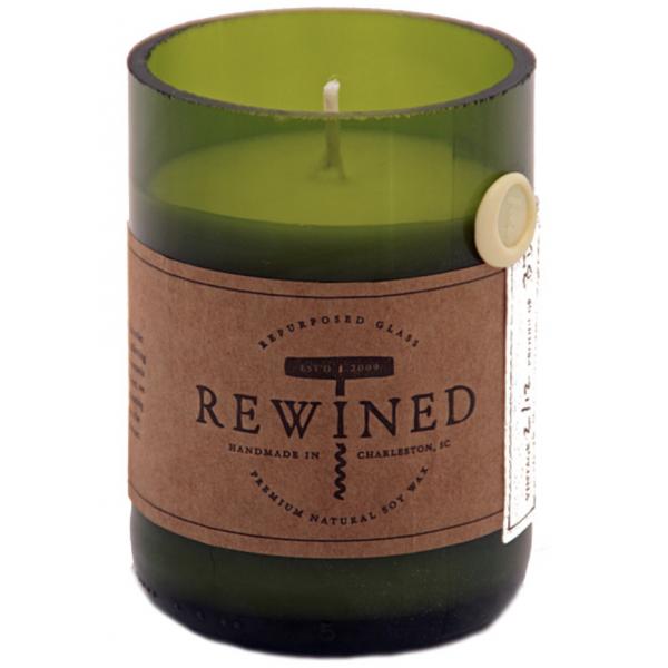 Rewined Signature Wine Bottle Candle