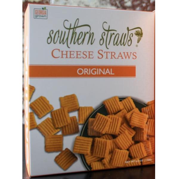 Southern Straws Original Cheese Straws 5 oz.