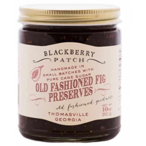 Blackberry Patch Old Fashioned Fig Preserves