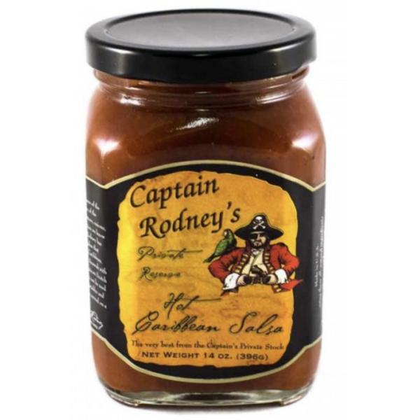 Captain Rodney's Private Reserve - Mango Caribbean Salsa