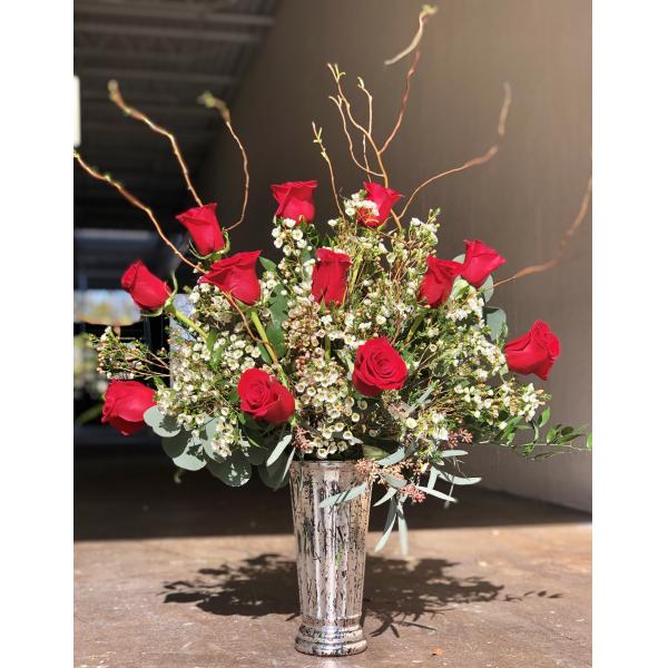 Ultimate Dozen Red Roses