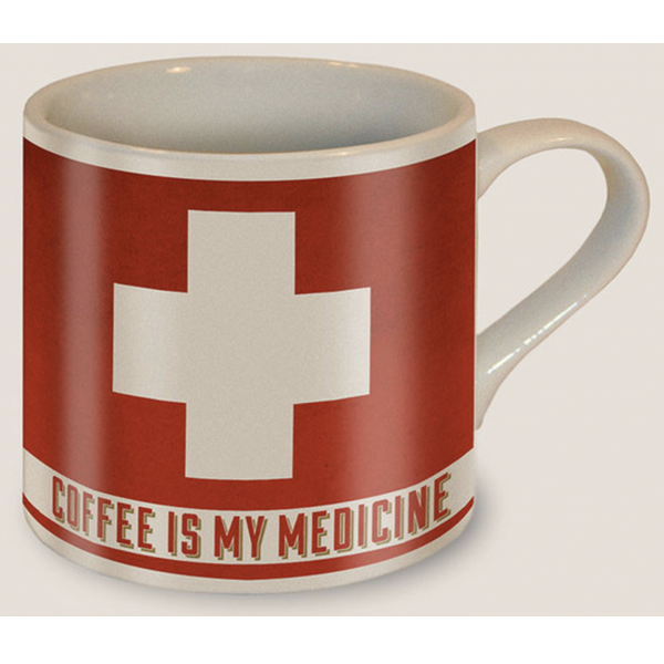 Coffee is my Medicine Mug