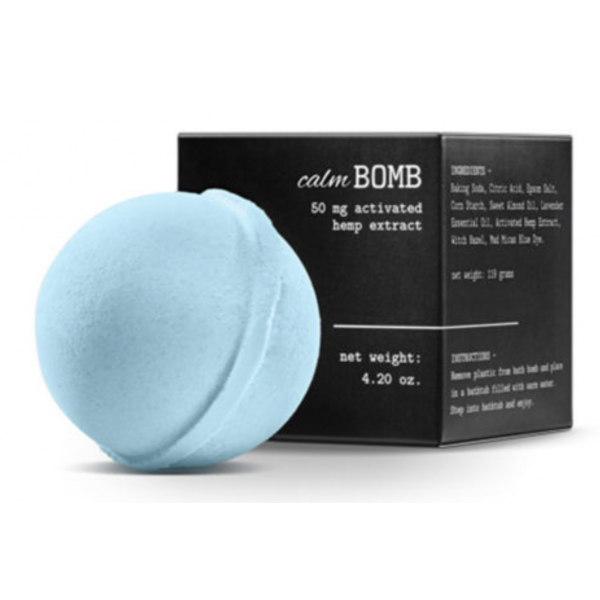 Mary's Nutritionals Bath Bombs – Calm Bomb