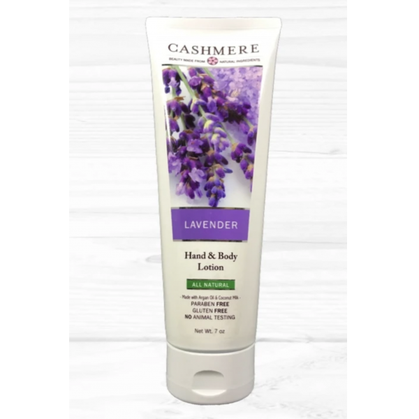 Cashmere - Lavender Hand & Body Lotion