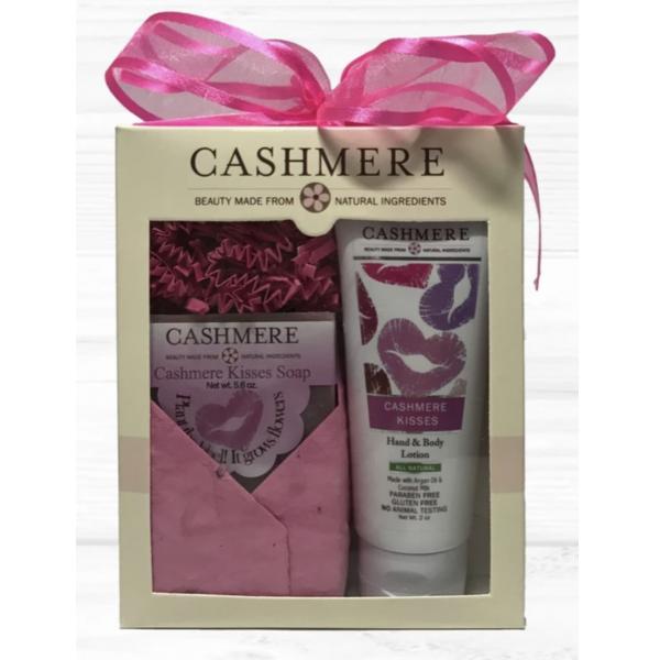 Cashmere - Cashmere Kisses Gift Set