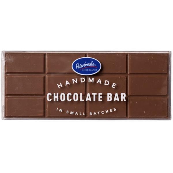 Peterbrooke Solid Milk Chocolate Bar