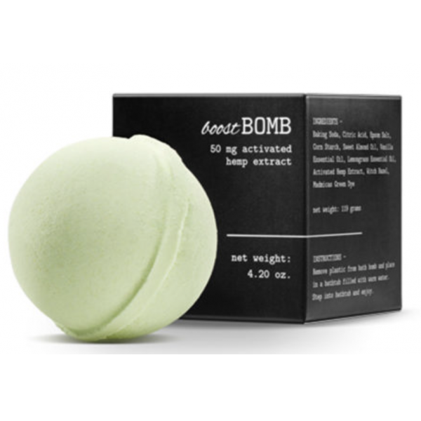 Mary's Nutritionals Bath Bombs – Boost Bomb