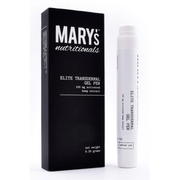 Mary's Elite Transdermal Gel Pen