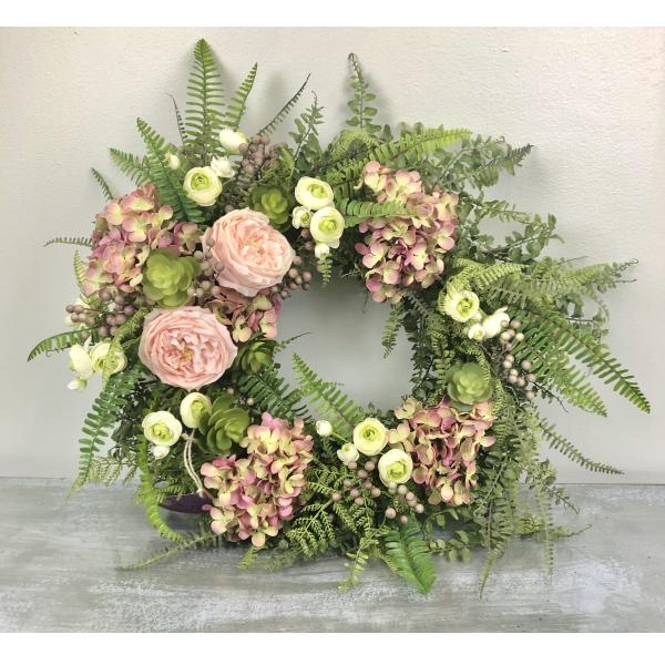 Peaceful Wreath
