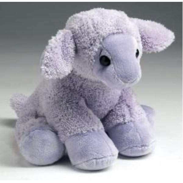 Sonoma Lavender Heatable Huggable Lavender Lovey the Lamb