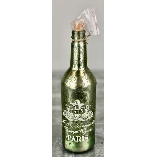 Vintage Paris Bottle