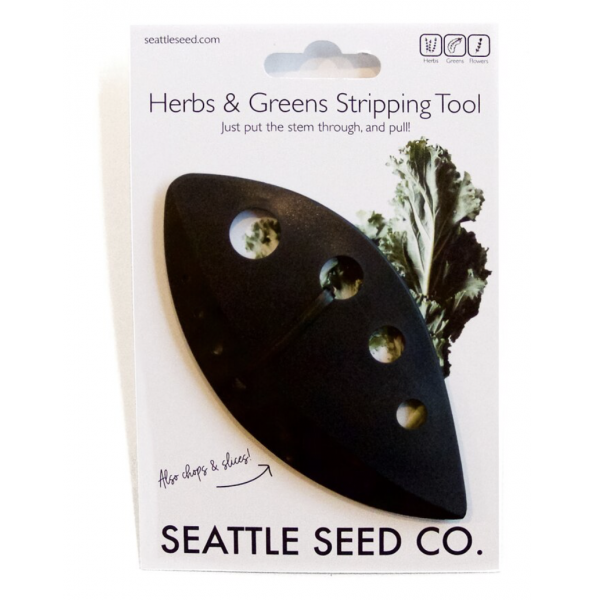 Seattle Seed Co Herbs & Greens Stripping Tool