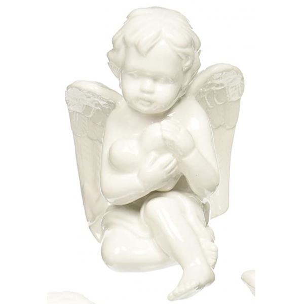 White Porcelin Angel