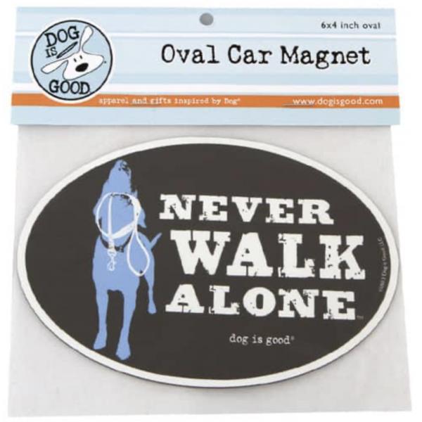 Never Walk Alone Magnet