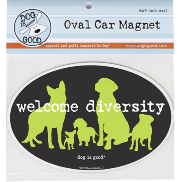 Welcome Diversity Magnet