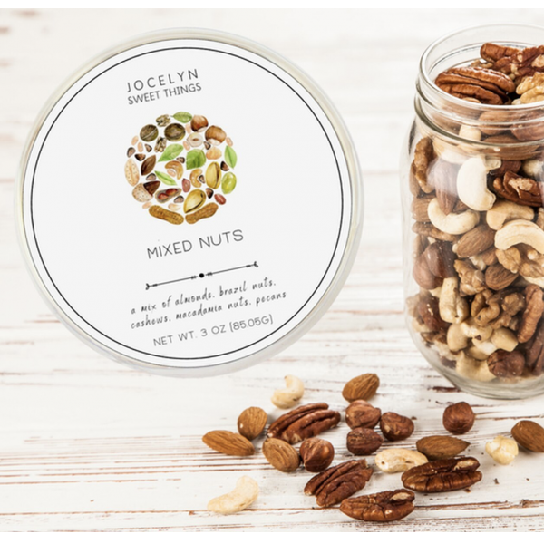 Jocelyn Collection Mixed Nuts