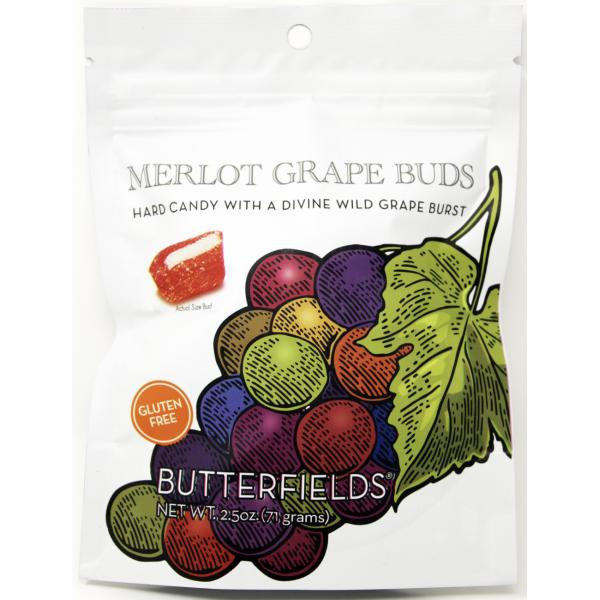 Butterfield's Merlot Grape Candy