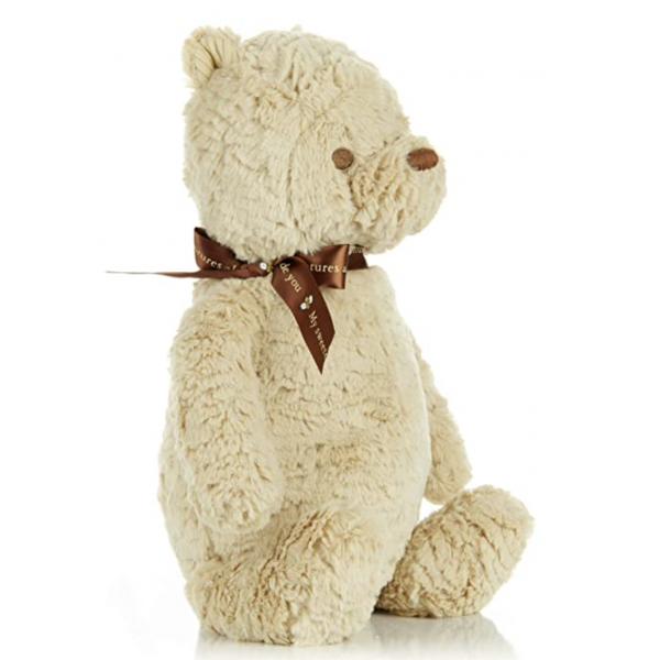Disney Baby Classic Winnie the Pooh Stuffed Animal Plush Toy, 17.5 inches