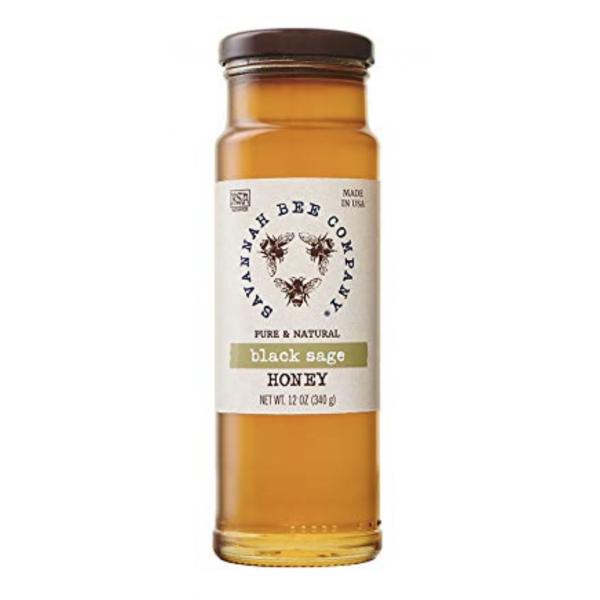 Savannah Bee Company Black Sage Honey