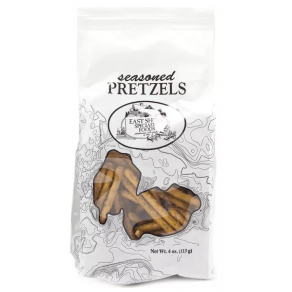 East Shore Seasoned Pretzels