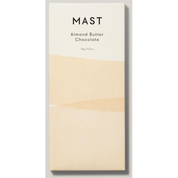 Mast Almond Butter Chocolate Bar