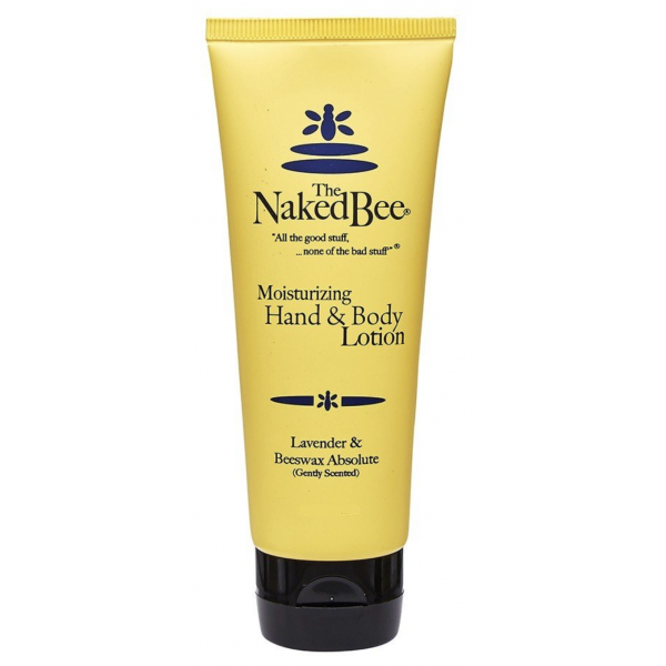 The Naked Bee .5 oz. Lavender & Beeswax Absolute Hand & Body Lotion