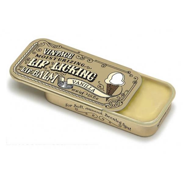 Vintage Lip Licking Vanilla Lip Balm