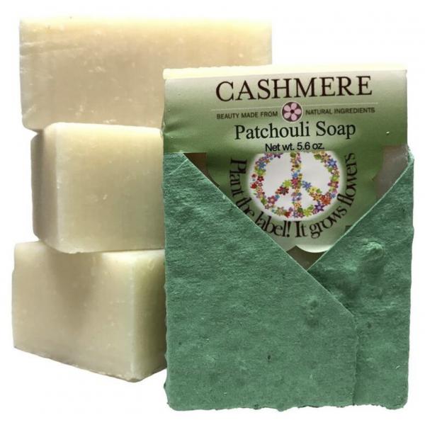 Cashmere Patchouli Soap