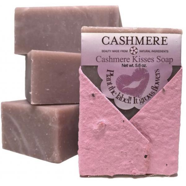 Cashmere Kisses Soap