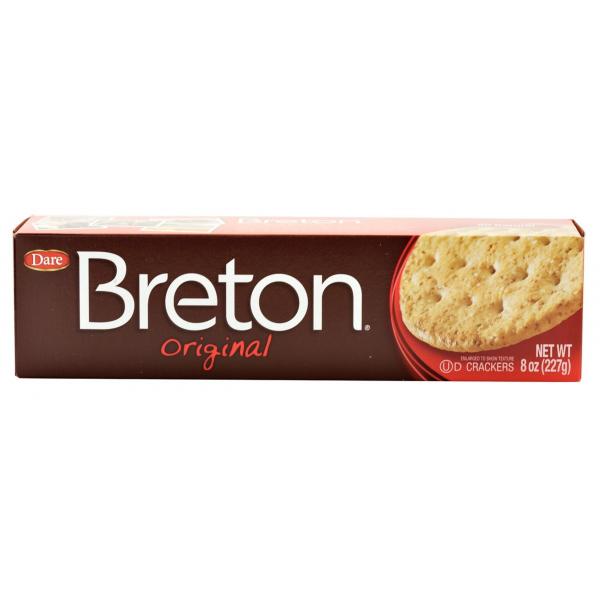Breton Original Classic Crackers