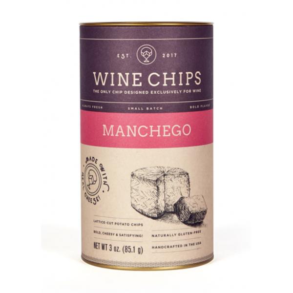Wine Chips - Manchego