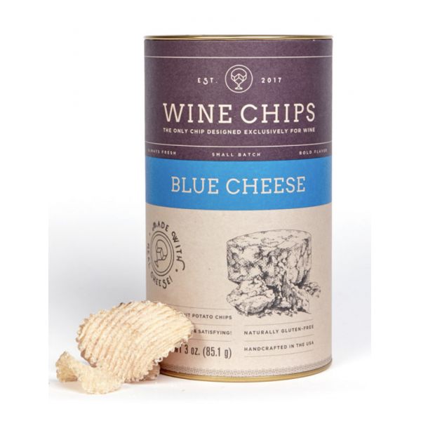 Wine Chips - Blue Cheese Chips