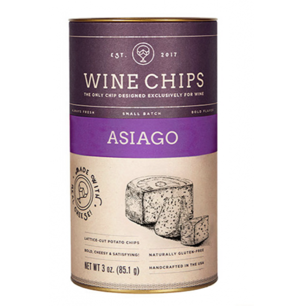 Wine Chips - Asiago